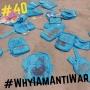 Artwork for 40- Why I Am Anti-War