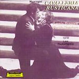 Cavalleria Rusticana with Leonie Rysanek