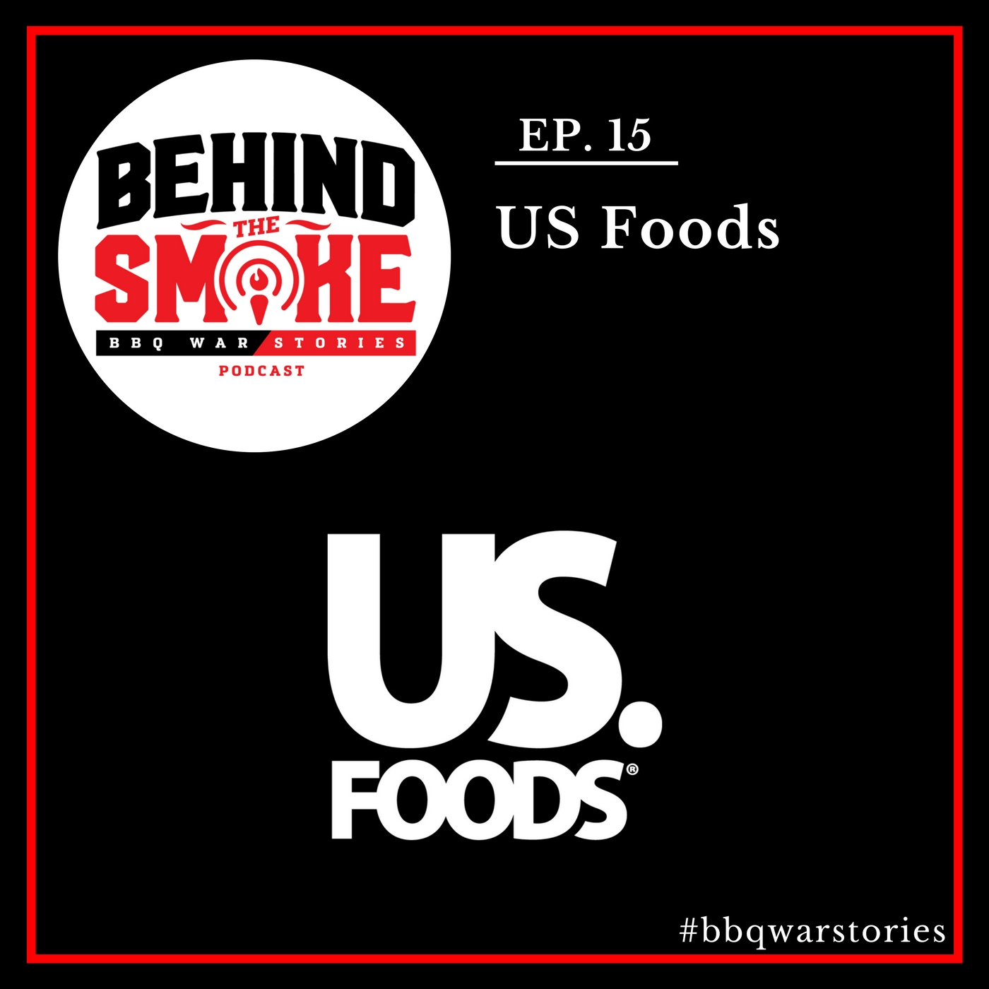 Artwork for #015: How Commitment to Transparency Builds Lifetime Brand Loyalty for a Food Service Giant - US Foods