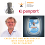 Artwork for Episode 47: Tony Barker, CEO of Paxport – What airlines (and airports too) can learn from petrol stations