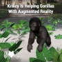 Artwork for Krikey Is Helping Gorillas With Augmented Reality