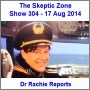 Artwork for The Skeptic Zone #304 - 17.Aug.2014