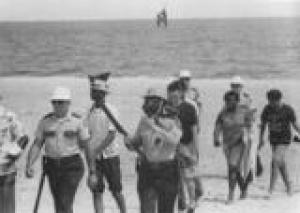 MS Moments 7 Biloxi Beach Wade-Ins - Dr. Gilbert Mason