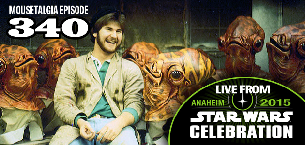 Mousetalgia Episode 340: ILM Creature Shop Technician Kirk Thatcher