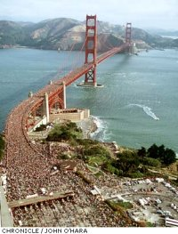 Episode #71 -- Golden Gate Bridge 50th Anniversary
