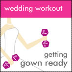 Wedding Workout Show with Newlywed Colleen about Getting in Shape for the Wedding