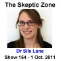 Artwork for The Skeptic Zone #154 - 1.Oct.2011