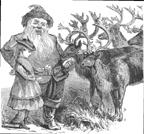 Christmas Eve by Charlotte Druitt Cole