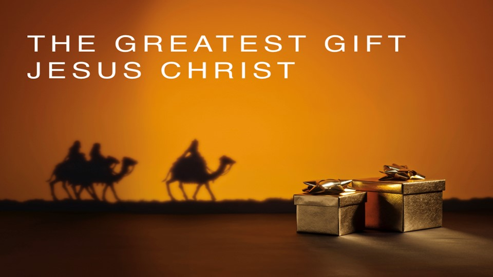 Artwork for The Greatest Gift: Jesus Christ (Dr. Tommy Green)
