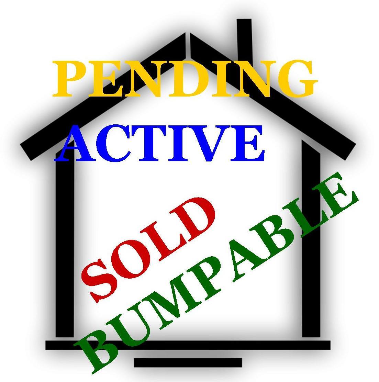 Real Estate Listing Status show art