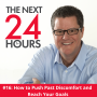 Artwork for #16: How to Push Past Discomfort to Achieve Your Goals