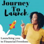 Artwork for 073- Journeyer Profile Kari Lorz Finding Her Way to Financial Independence While Building a Financial Safety Net For Her Special Needs Daughter's Future