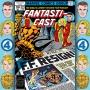 Artwork for Episode 273: Fantastic Four #191 - Four No More!