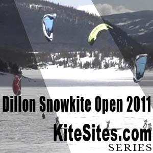 2011 Dillon Snowkite Open: