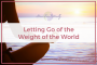 Artwork for 10: Letting Go of the Weight of the World