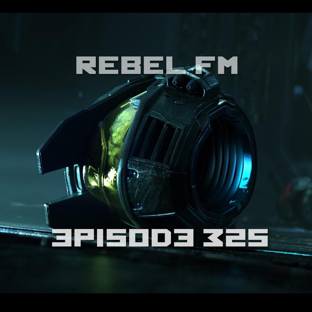 Rebel FM Episode 325 - 02/17/2017