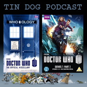 TDP 328: Who Ology and 7b on DVD