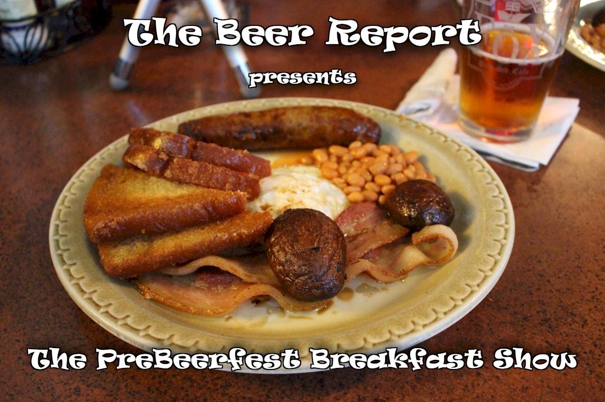 TBR 81 - Prebeerfest Breakfast