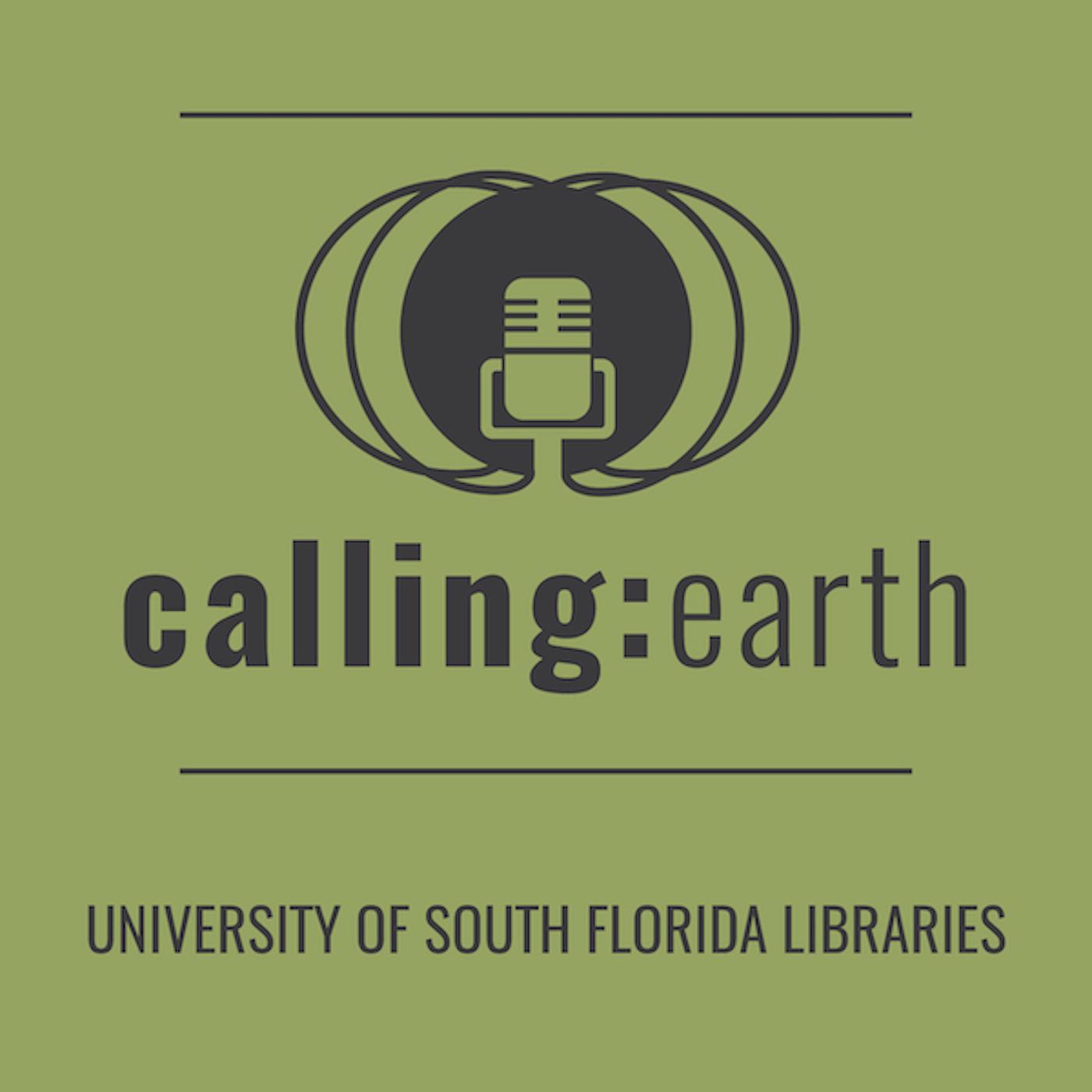 Calling: Earth #050 - Richard Mbatu, Political Ecologist show art