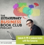 Artwork for EBBC Episode 9 - PR and business books with Ben Cameron