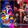 Artwork for Episode 142 - LEGO Movie 2 The Second Part / Castlevania