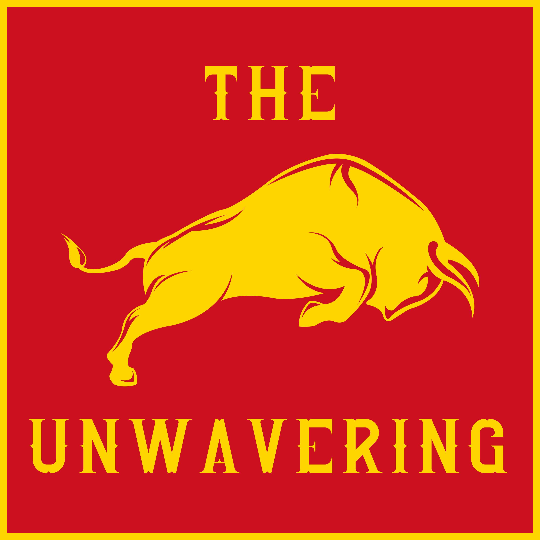The Unwavering show art