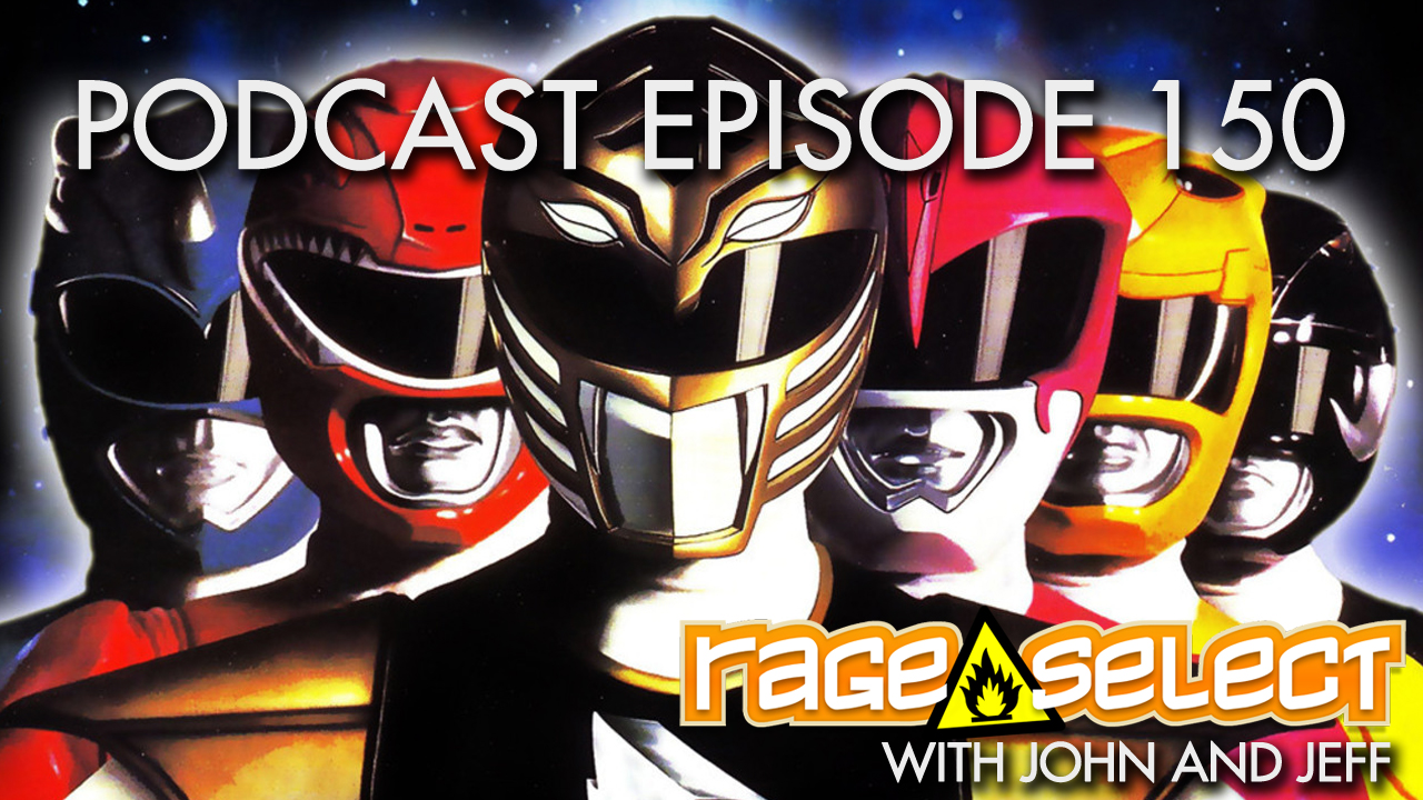 Rage Select Podcast Episode 150 - John and Jeff Answer Your Questions!