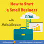 Artwork for TSE 041: How to Start a Small Business w/ Melinda Emerson