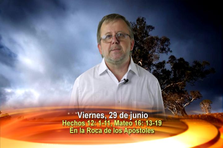 Artwork for Dios te Habla con Jan Stefanów, SVD,  Tema el hoy: En la roca de los Apóstoles