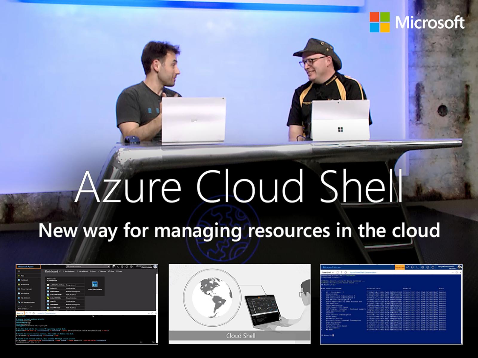 Artwork for Azure Cloud Shell