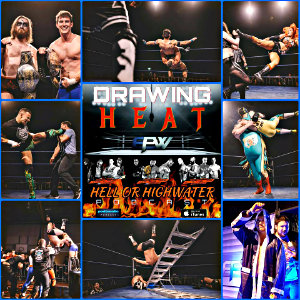 Drawing Heat - EPW Hell or Highwater 2016
