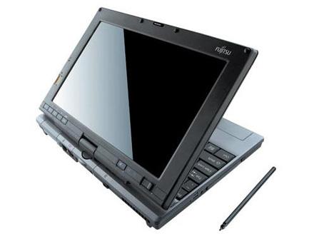 El Tablet PC P1610 de Fujitsu ahora con 3G HSDPA