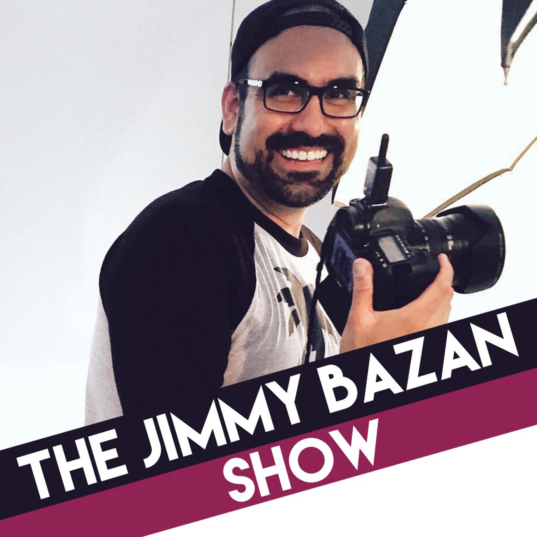 The Jimmy Bazan Show show art