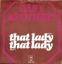 Artwork for Isley Brothers- Who's That Lady - Time Warp Song of The Day