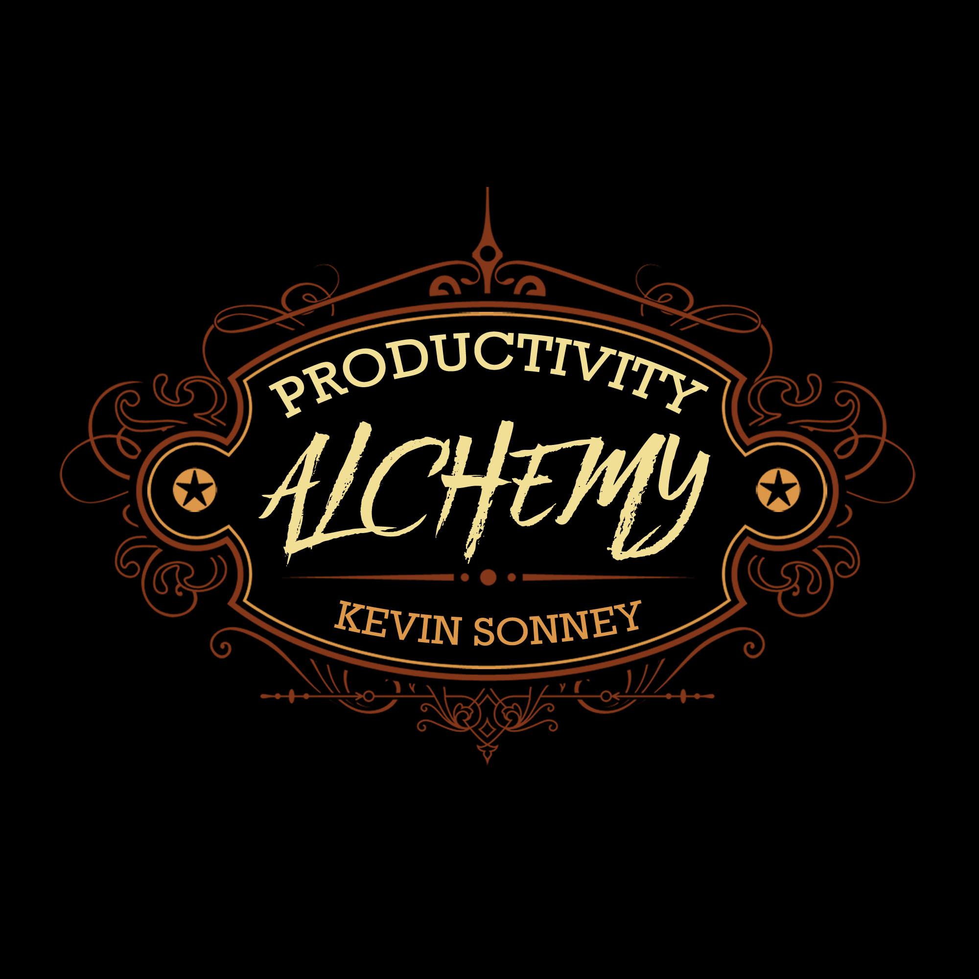 Productivity Alchemy show art