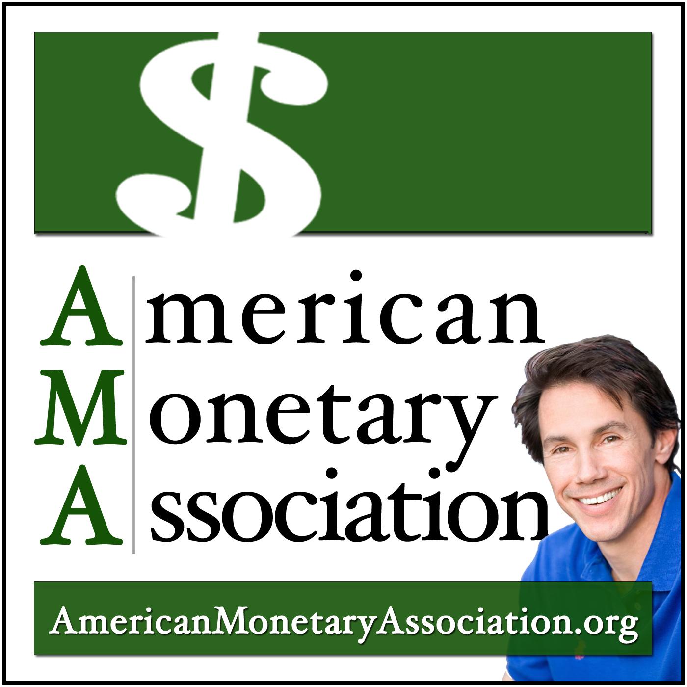 American Monetary Association logo