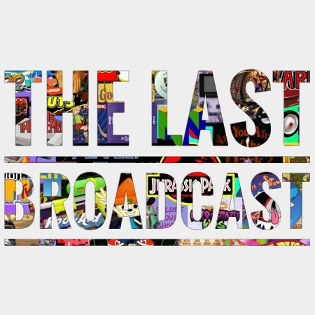 The Last Broadcast logo