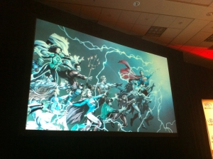 Mark Stack recaps DC Rebirth at WonderCon 2016