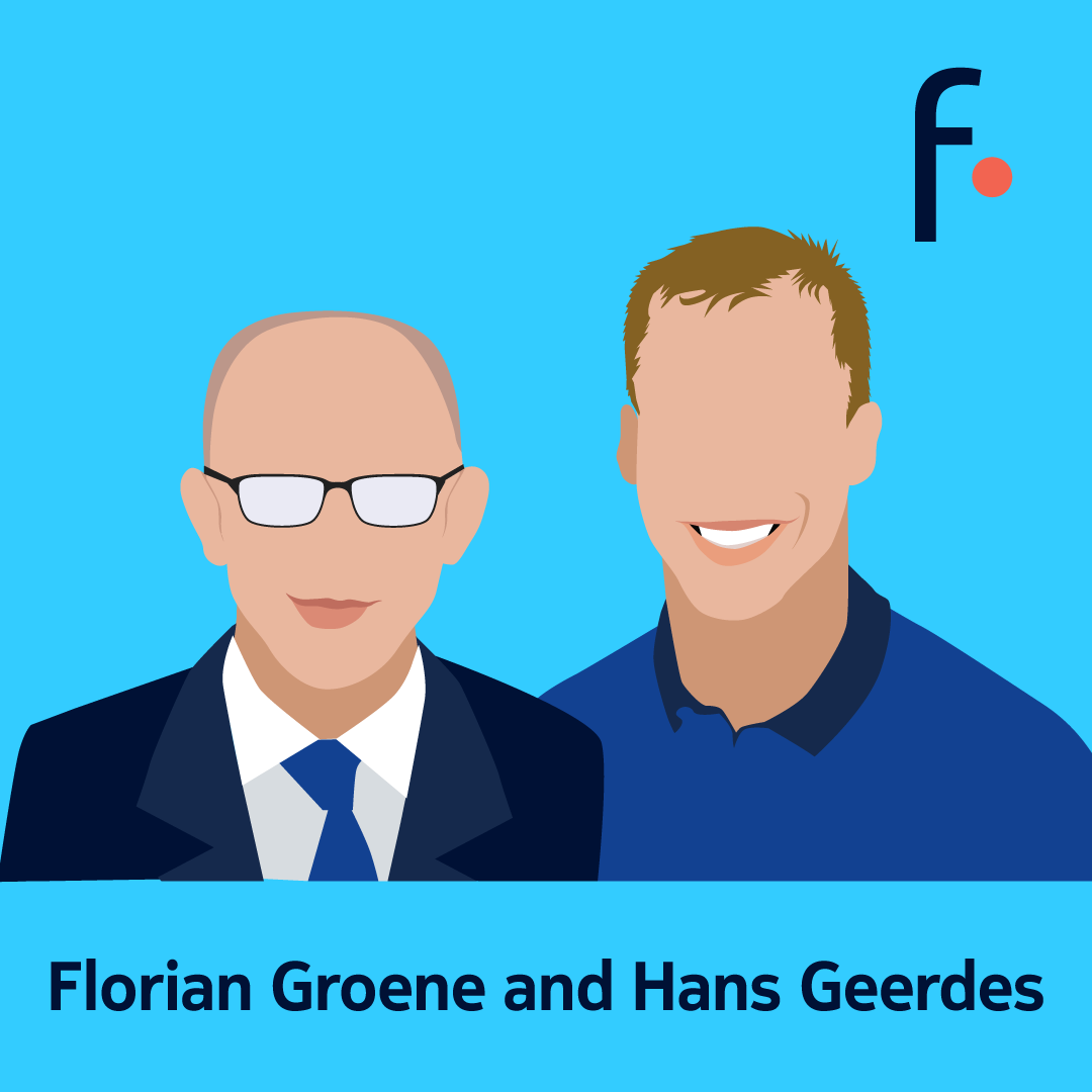 Reinventing the Telecom Customer Experience with PWC's Florian Groene and Nokia's Hans Geerdes