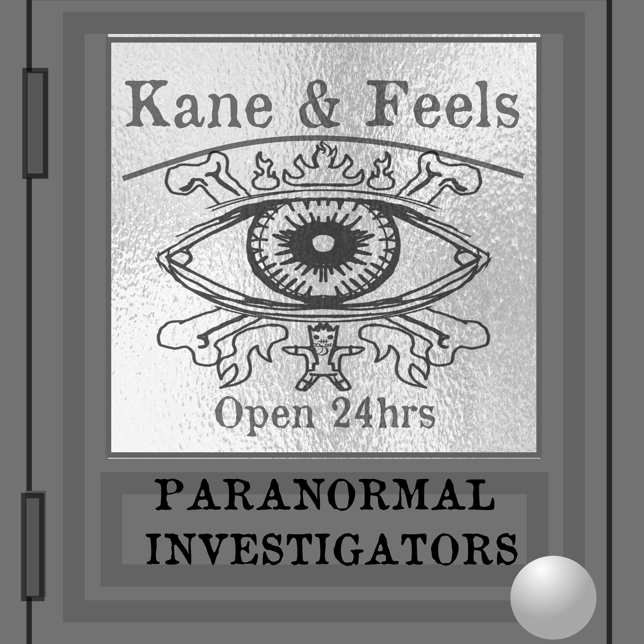 Kane and Feels: Paranormal Investigators show image