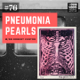 Artwork for #76: Pneumonia Pearls with Dr Robert Centor
