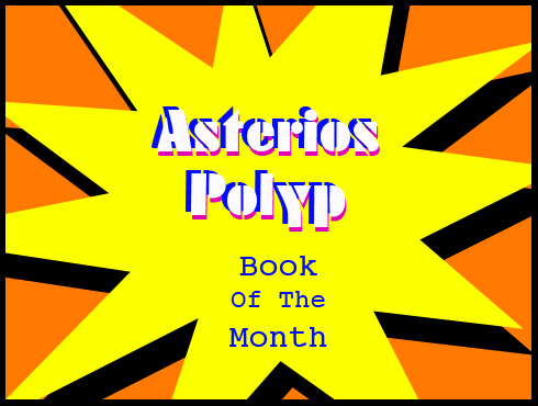 Cammy's Comic Corner - Book Of The Month - Asterios Polyp