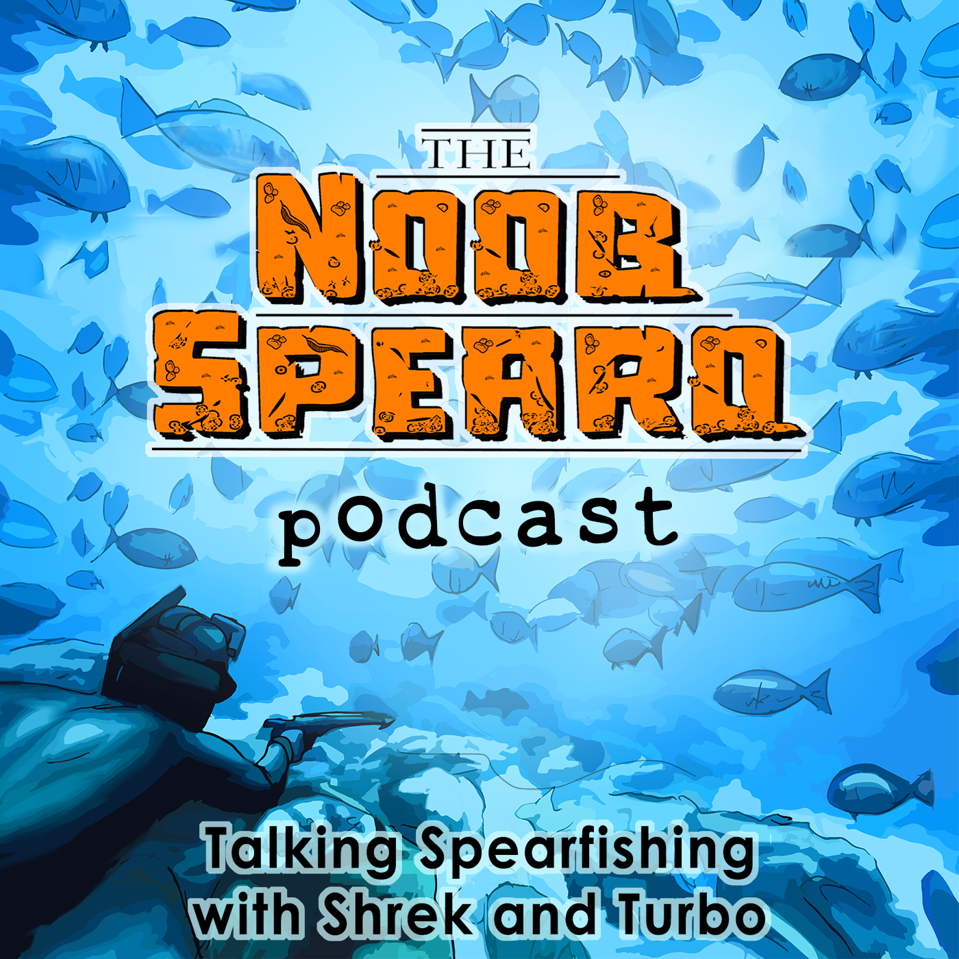Artwork for NSP:010 Doug Peterson, Author of Spearfishing – How to Get Started