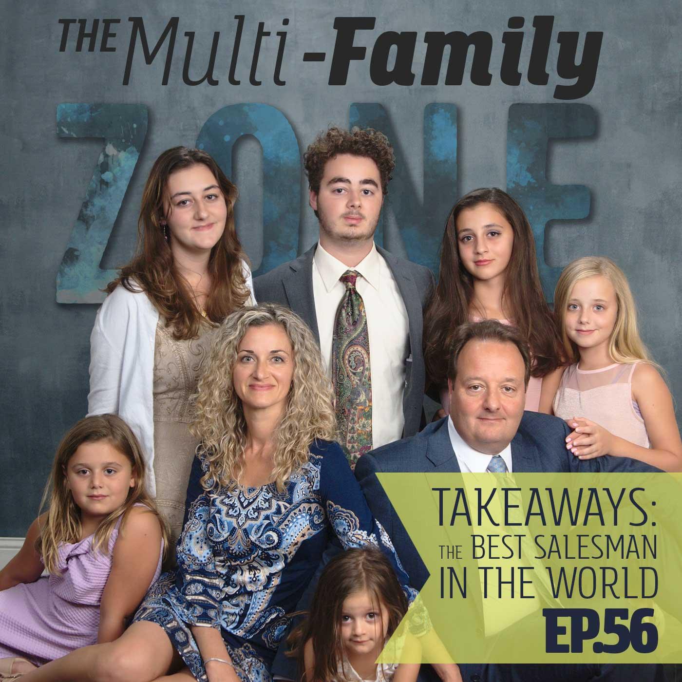 MFZ - Takeaways: the Greatest Salesman in the World