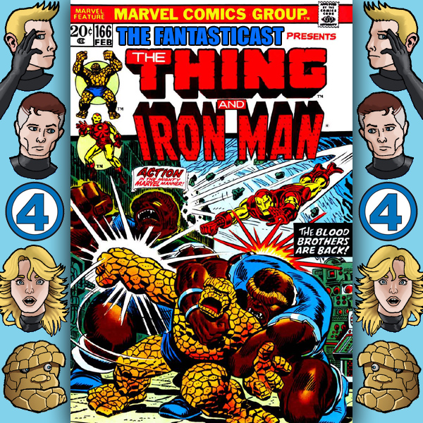 Episode 166: Marvel Feature #12 - The Bite Of The Blood Brothers
