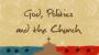 Artwork for God, Politics and the Church