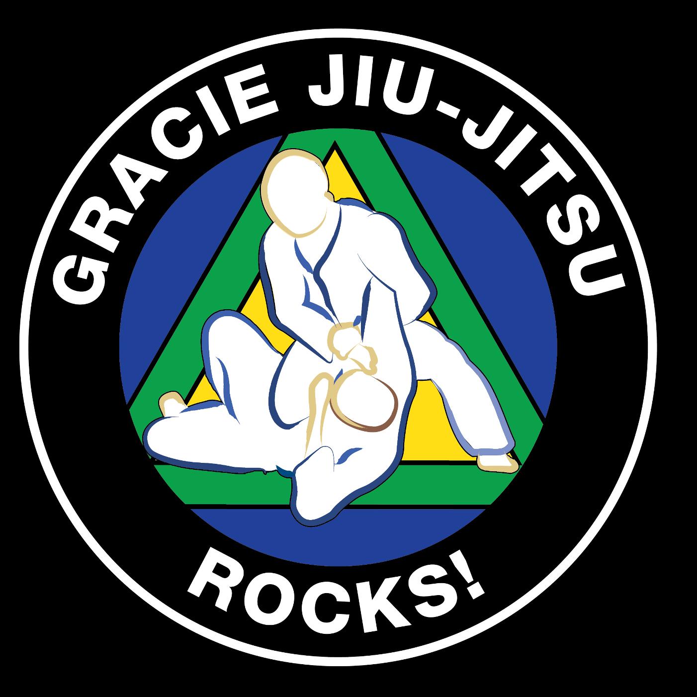 Gracie Jiu Jitsu Rocks! podcast show art
