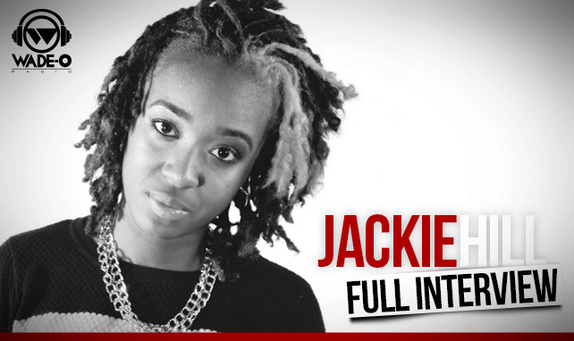 Jackie Hill Clarifies 'Same Love' Comments, Speaks on P4CM, Christian Poetry and new mixtape