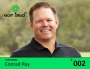 Artwork for Episode 002: Stanford Men's Golf Coach Conrad Ray-Everything you need to know about college golf