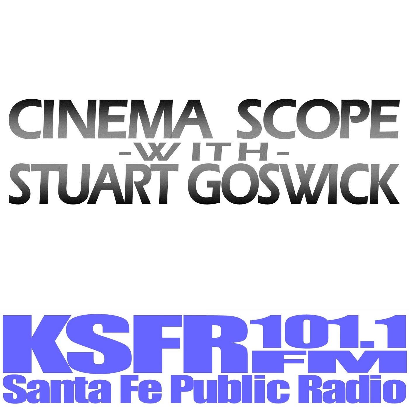 CinemaScope show art